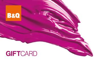 B&Q Gift Card
