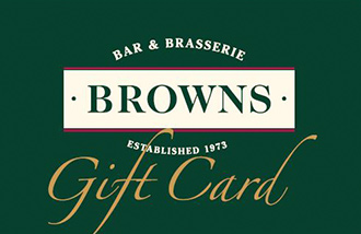 Browns Gift Card UK