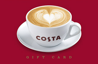 Costa Gift Card UK