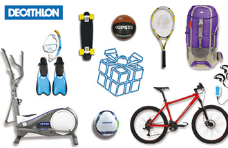 Decathlon Gift Card UK