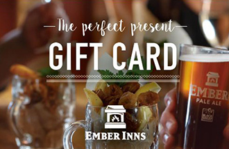 Ember Inns Gift Card UK
