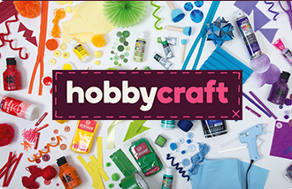Hobbycraft Gift Card UK