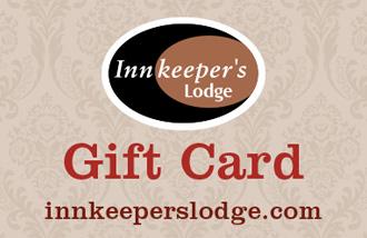 Innkeeper's Lodge Gift Card