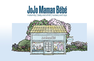 JoJo Maman Bébé Gift Card UK