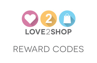 Love2Shop Rewards Gift Card