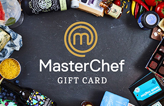 MasterChef Gift Card UK