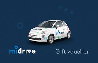 Midrive Gift Card