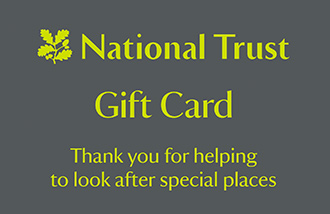 National Trust Gift Card UK