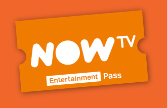 NOW TV Entertainment 2 Month Pass Gift Card UK