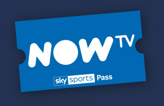 NOW TV Sky Sports Pass Gift Card