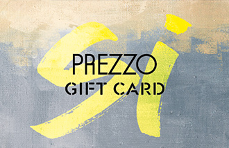 Prezzo Gift Card UK