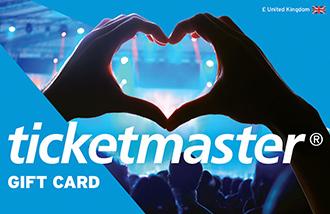 Ticketmaster UK Gift Card