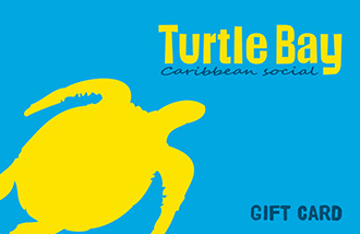 Turtle Bay Restaurants Gift Card UK