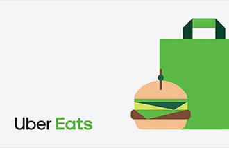 Uber Eats Gift Card UK