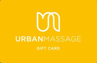 Urban Massage Gift Card