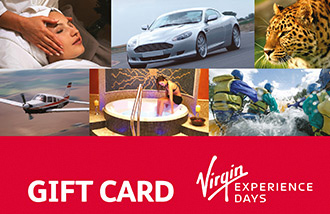 Virgin Experience Days Gift Card UK