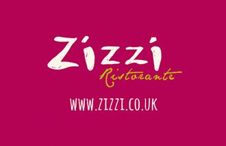 Zizzi Gift Card